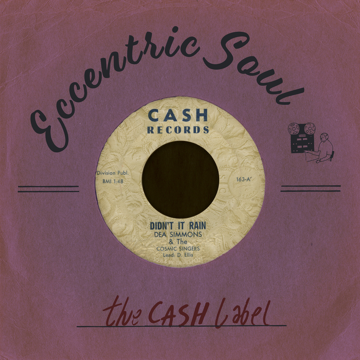 VARIOUS - Eccentric Soul/The Cash Label