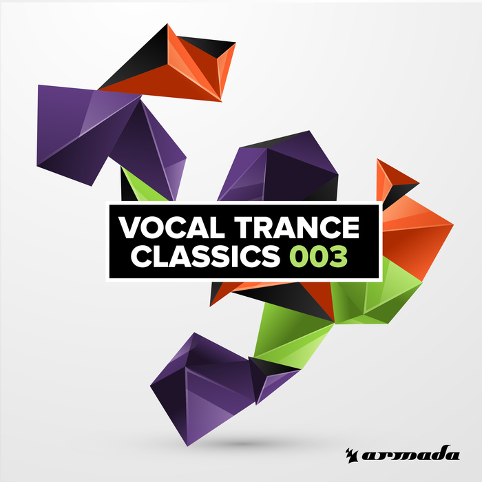 VARIOUS - Vocal Trance Classics 003