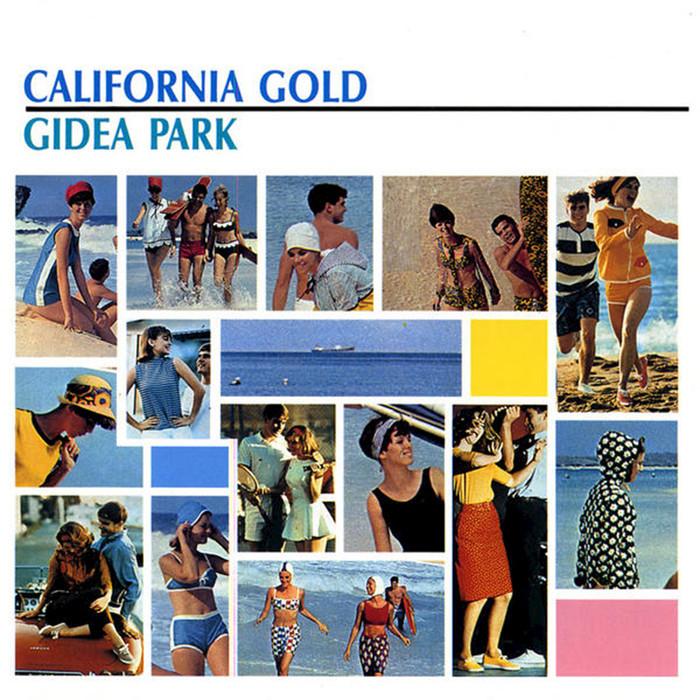 GIDEA PARK - California Gold