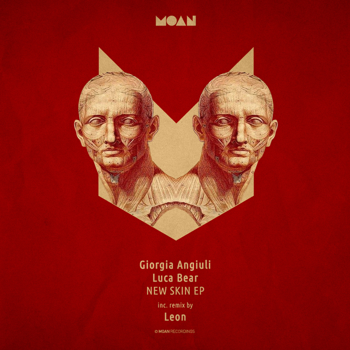 GIORGIA ANGIULI & LUCA BEAR - New Skin EP