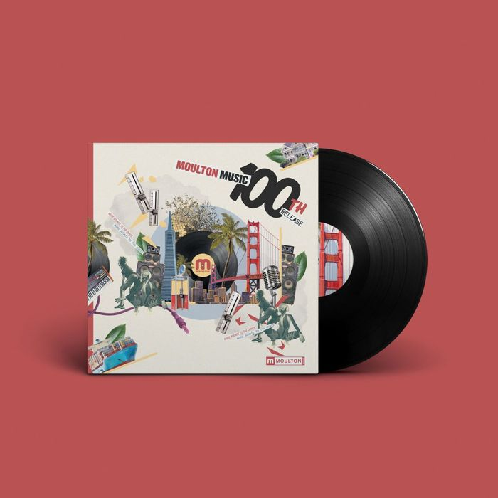 VARIOUS - Moulton Music 100th Release