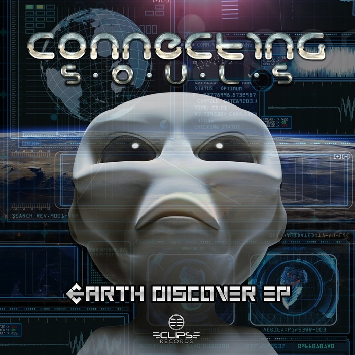 CONNECTING SOULS - Earth Discover EP