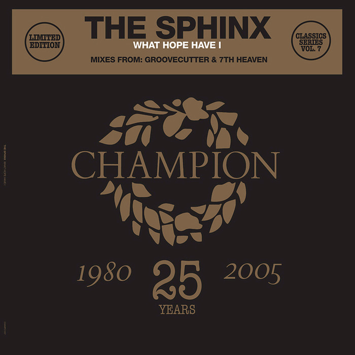 SPHINX feat SABRINA JOHNSTON - What Hope Have I