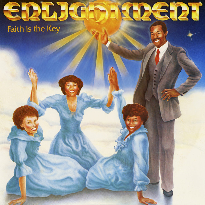ENLIGHTMENT - Faith Is The Key (Deluxe Edition)