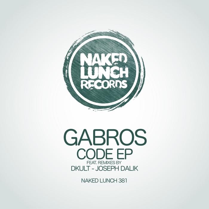 GABROS - Code EP