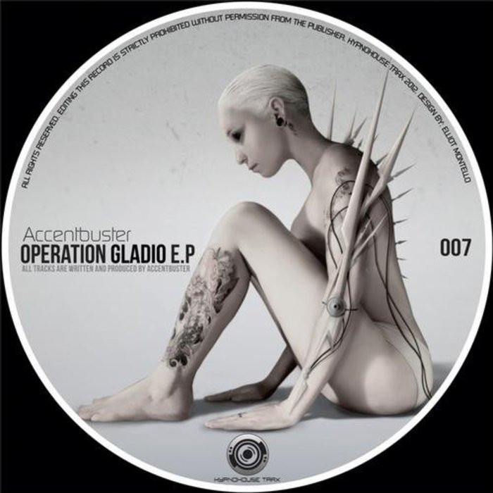 ACCENTBUSTER - Operation Gladio EP