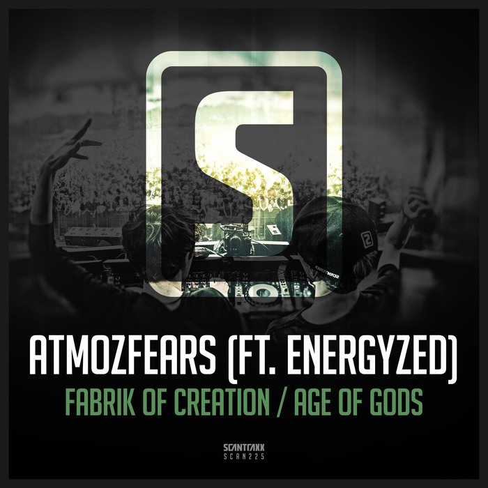 ATMOZFEARS feat ENERGYZED - Fabrik Of Creation