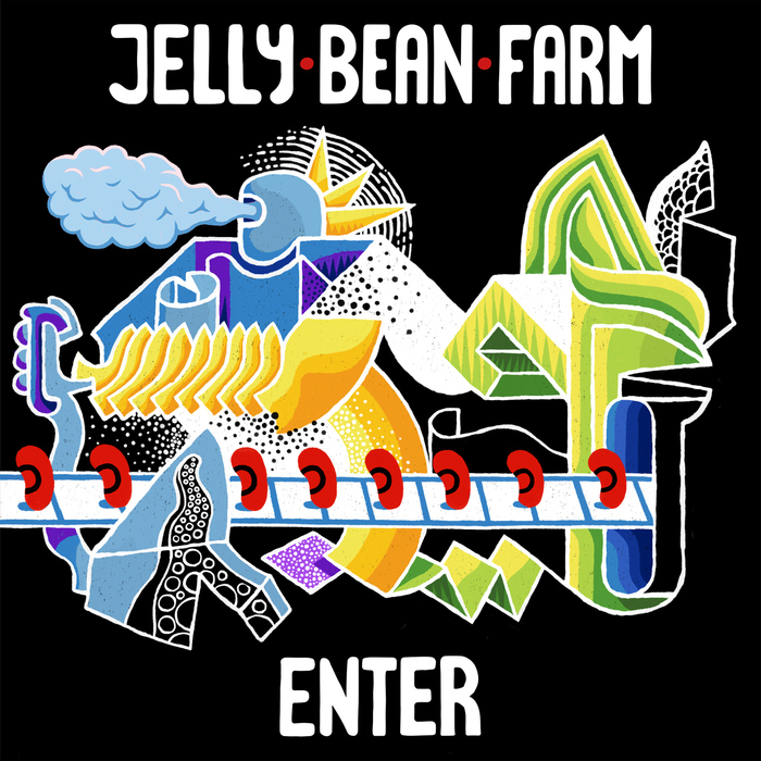 VARIOUS - Jelly Bean Farm - Enter