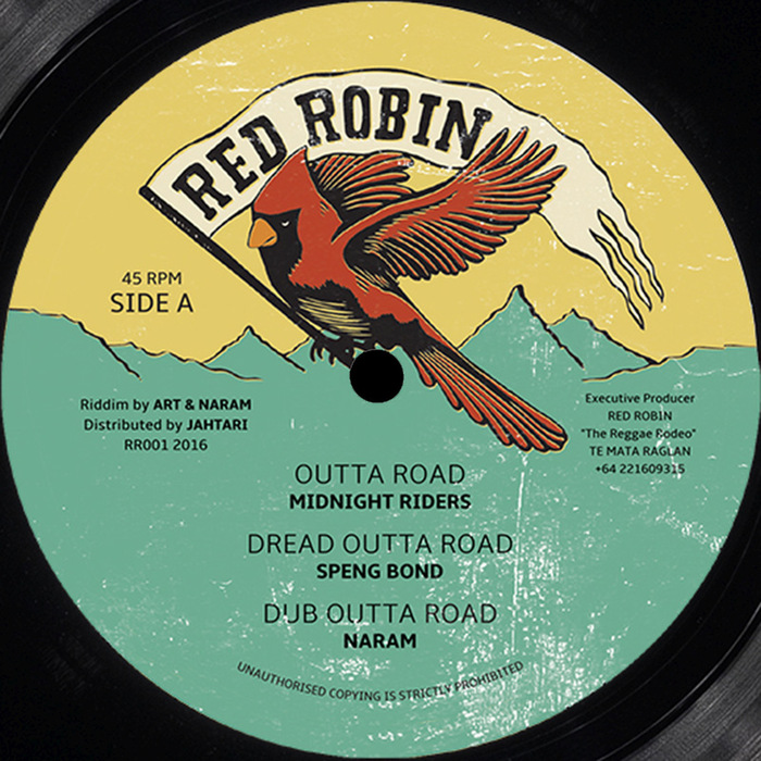 MIDNIGHT RIDERS/SPENG BOND/NARAM/ART/STEVE KNIGHT/TIPPA LEE - Outta Road/Dem A Fraud
