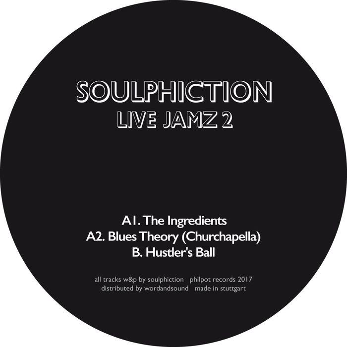 SOULPHICTION - Live Jamz 2