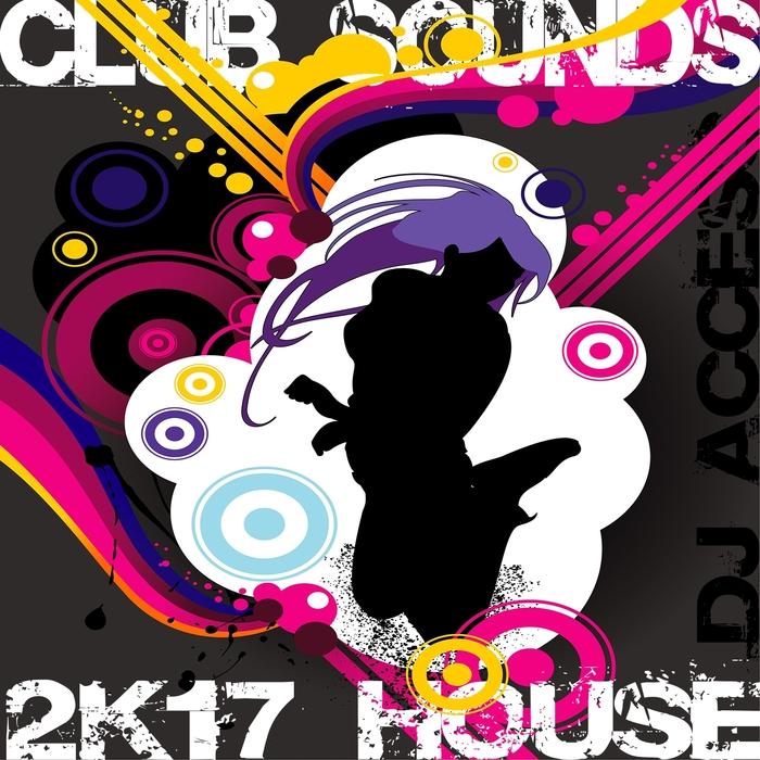 VARIOUS - 2K17 DJ ACCESS (House Club Sounds)