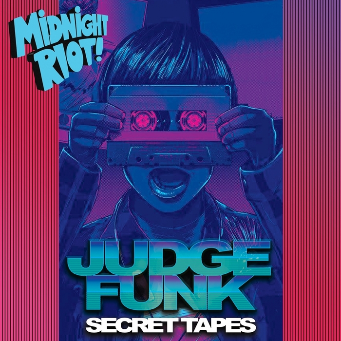 JUDGE FUNK - Secret Tapes