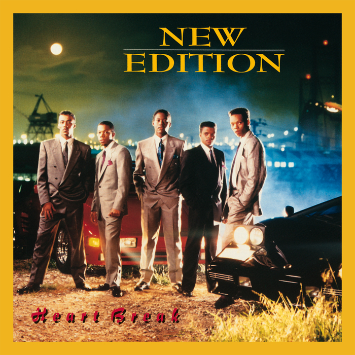 NEW EDITION - Heart Break (Expanded)