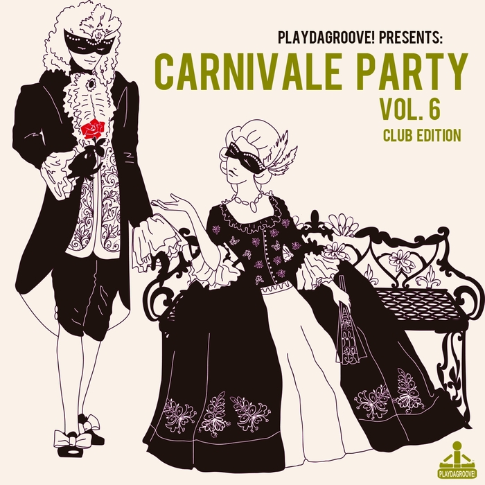 VARIOUS - Carnivale Party Vol 6 (Club Edition)