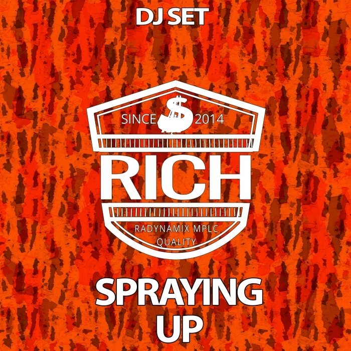 AQUAPHONIK/JON RICH - Spraying Up