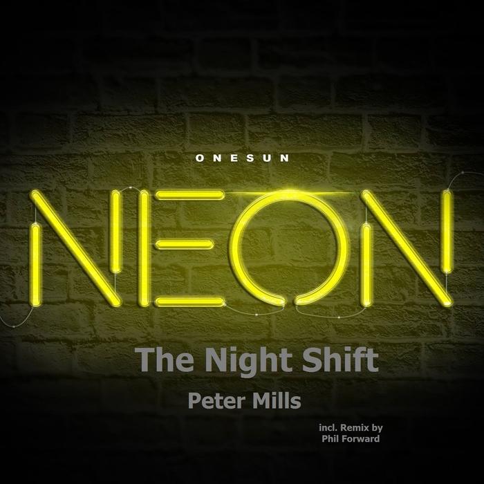 PETER MILLS - The Night Shift