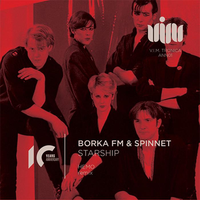 BORKA FM & SPINNET - STARSHIP