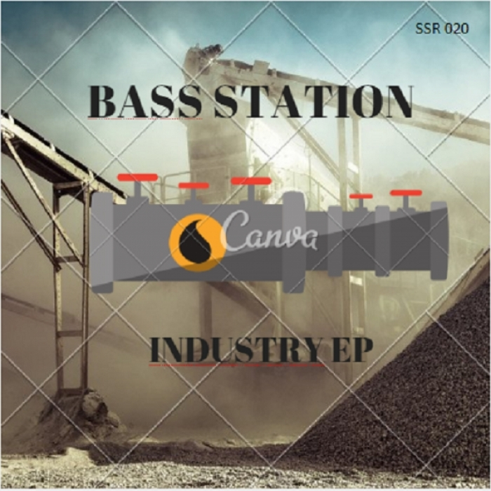 BASS STATION - Industry EP