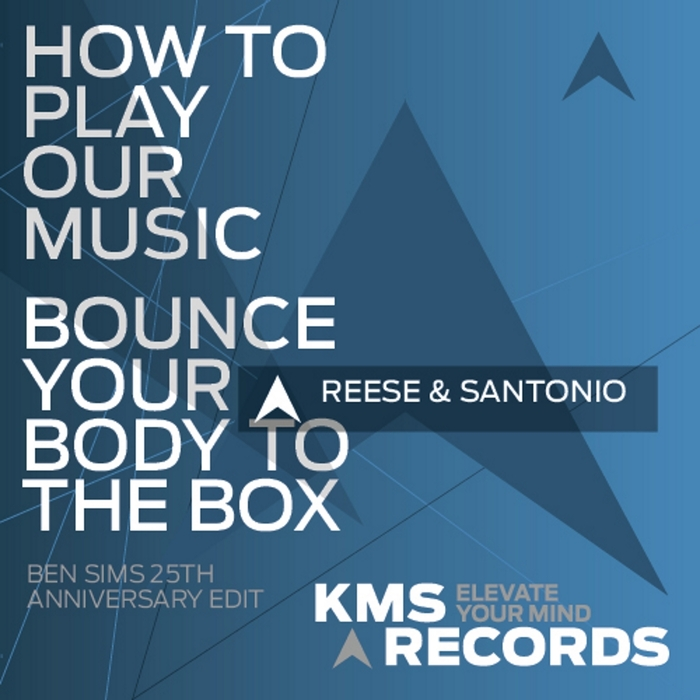 REESE & SANTONIO - How To Play Our Music Play Our Music