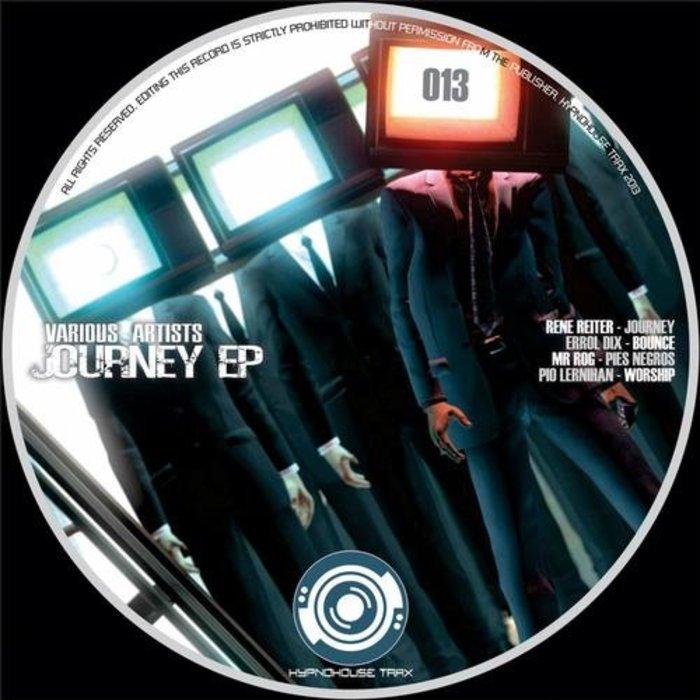 RENE REITER/MR ROG/ERROL DIX/PIO LERNIHAN - Journey EP