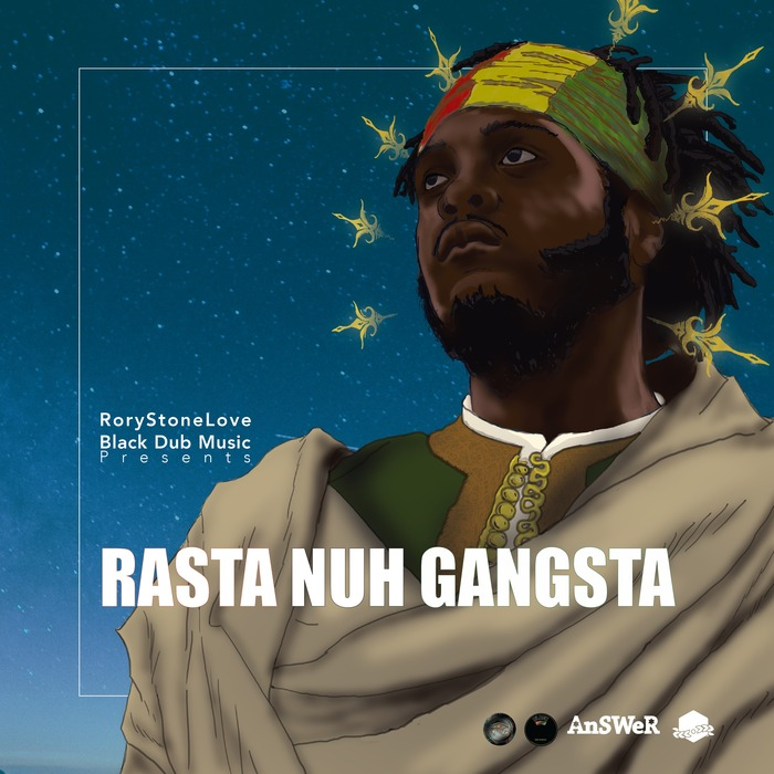 RORYSTONELOVE - Rasta Nuh Gangsta