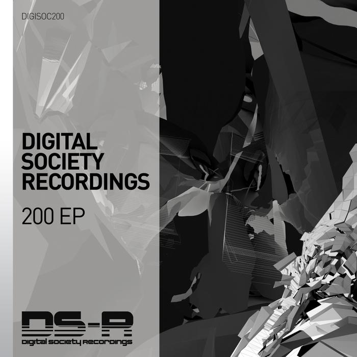 RONSKI SPEED/FABIO XB/LIUCK/LOUTAA - Digital Society Recordings: 200 EP