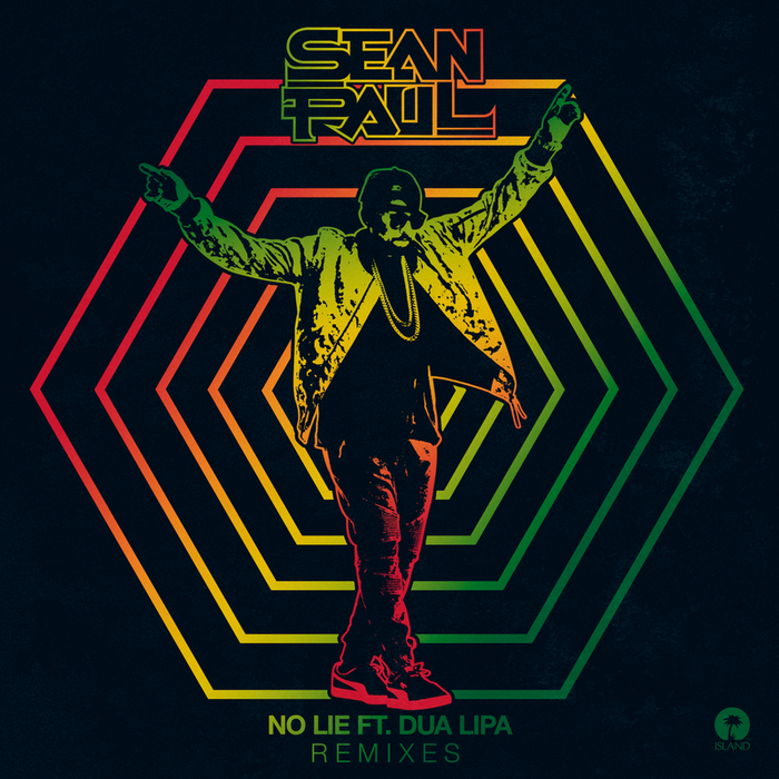 SEAN PAUL feat DUA LIPA - No Lie (Remixes)