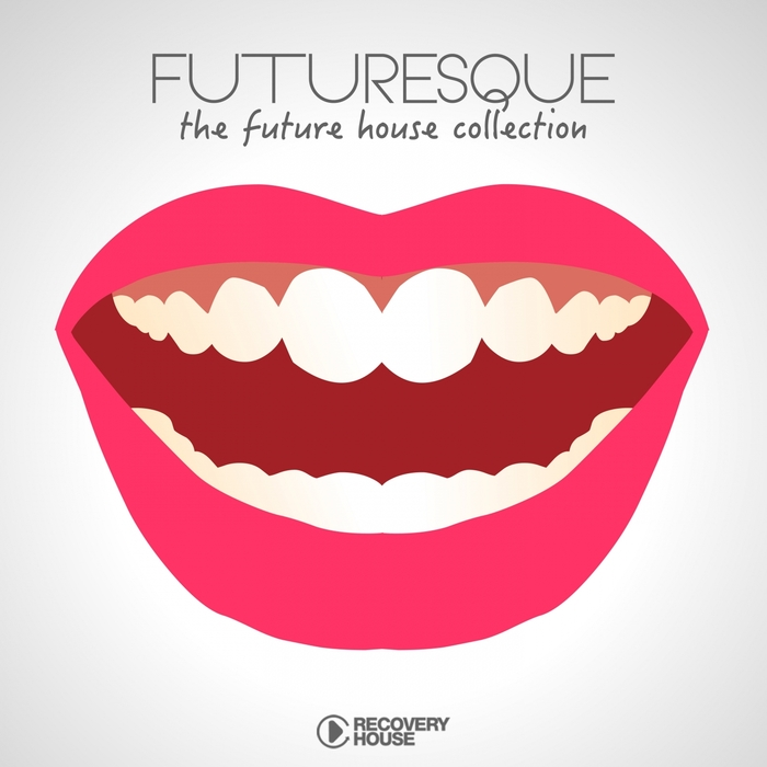 VARIOUS - Futuresque: The Future House Collection