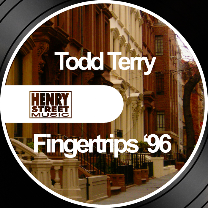 TODD TERRY - Fingertrips '96
