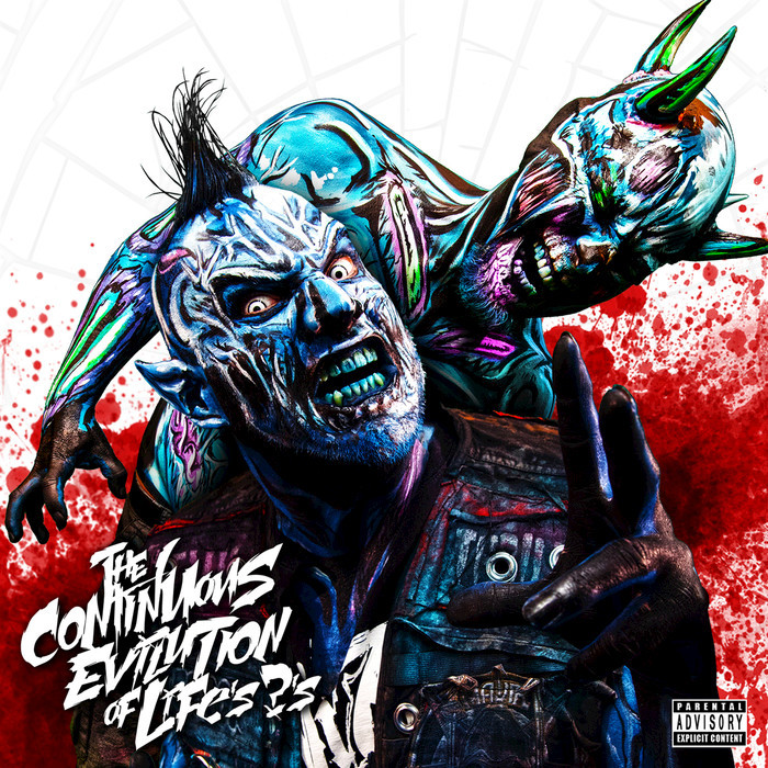 TWIZTID - The Continuous Evilution Of Life's ?'s (Explicit)