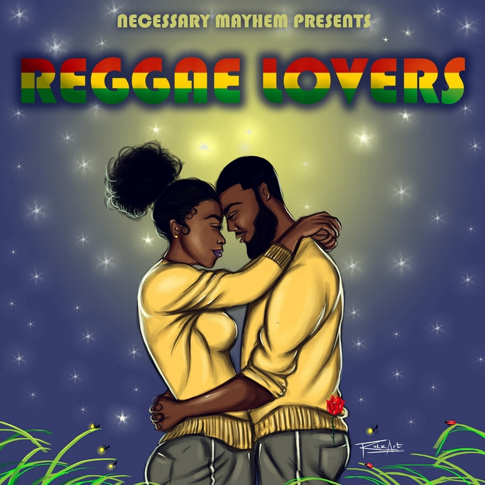 VARIOUS - Reggae Lovers