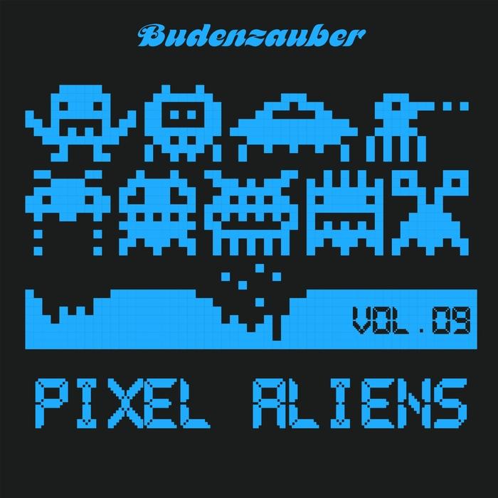 VARIOUS - Pixel Aliens Vol 9
