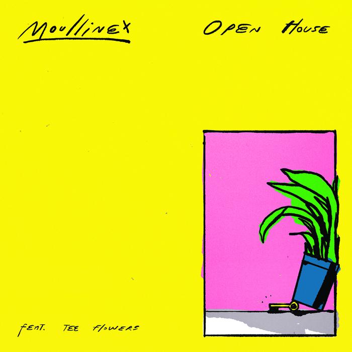MOULLINEX feat TEE FLOWERS - Open House