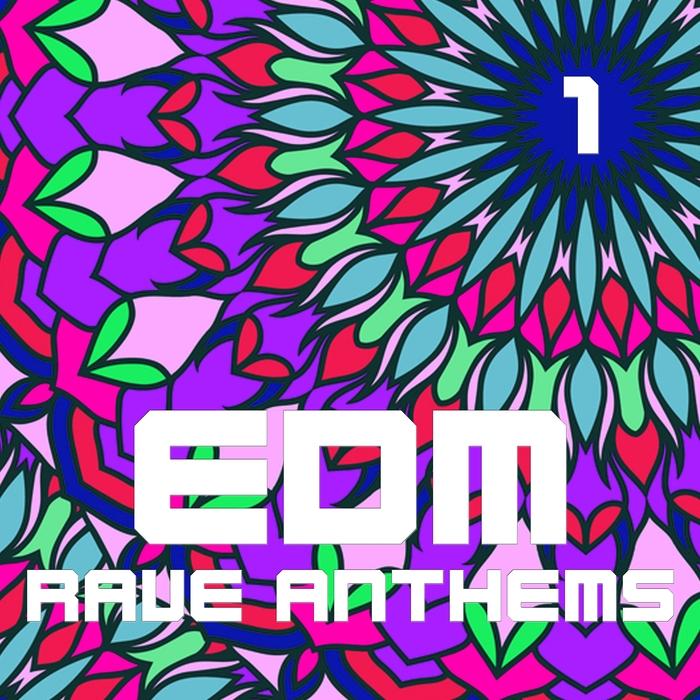 VARIOUS - EDM Rave Anthems Vol 1