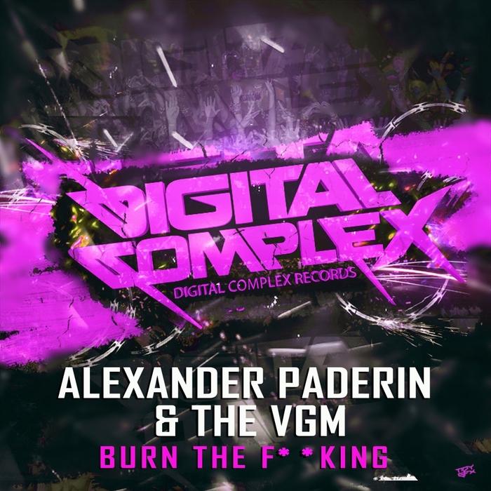 ALEXANDER PADERIN/THE VGM - Burn The Fucking
