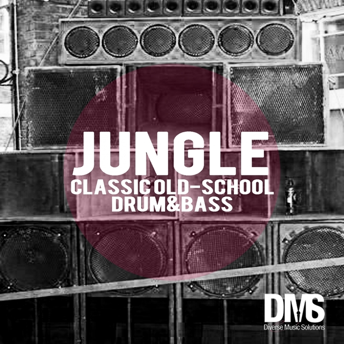 DEVAN ALEXANDER GRAY - Jungle: Classic Old School Drum & Bass