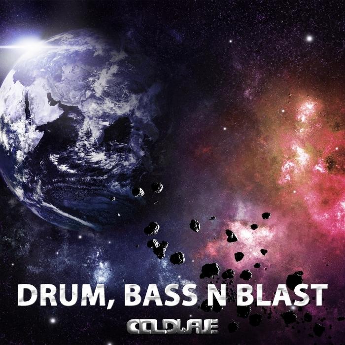GODSTONEMARKET & JONSKEE/MECHANIK PROJECT/VISOCKIS & DREADFALL/WELLPUNISHER - Drum, Bass N Blast