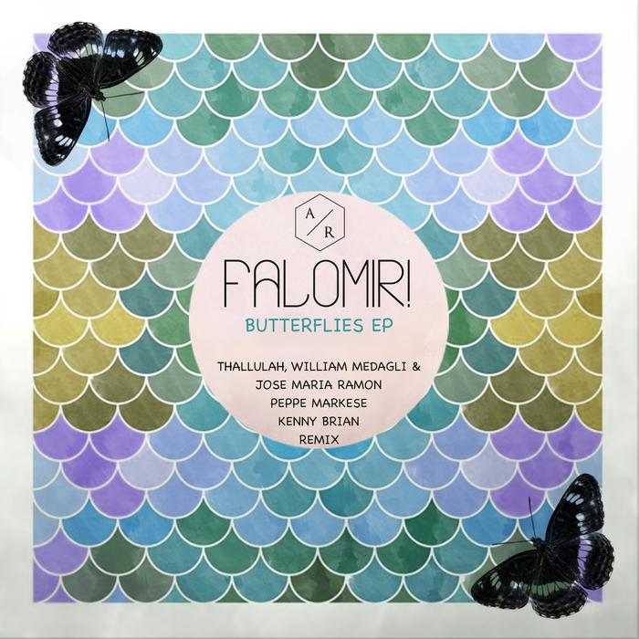 FALOMIR! - Butterflies