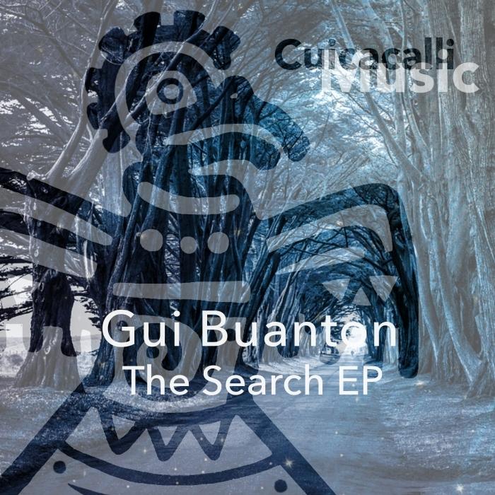 GUI BUANTON - The Search EP