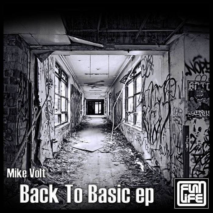 MIKE VOLT - Back To Basic EP