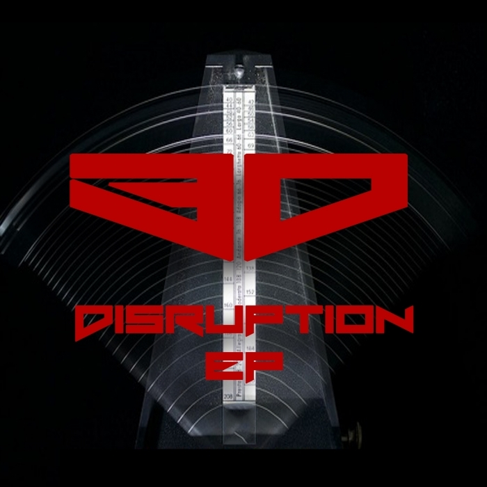 DJ 3D - Disruption EP