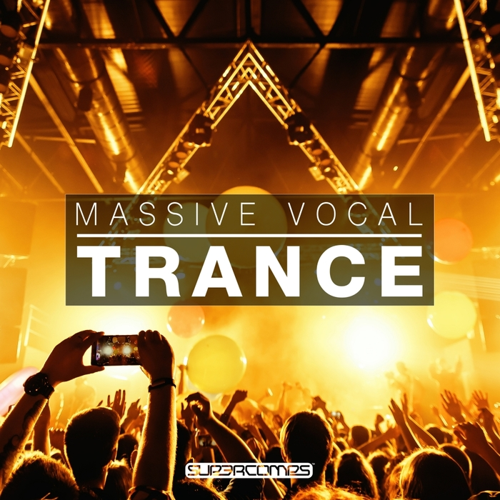 VARIOUS - Massive Vocal Trance