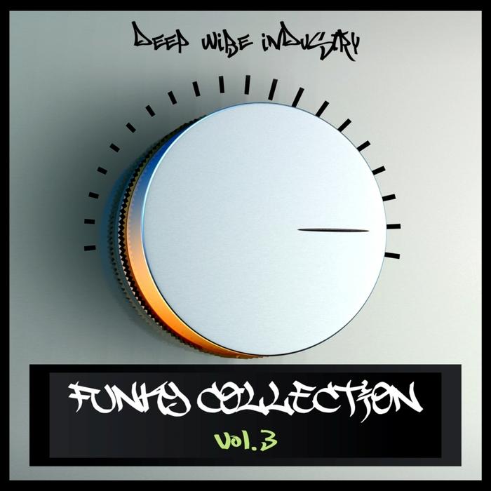 DISCO BALL'Z/PHIL GREENWOOD/JEF JONSON/DISCO BALL'Z & DEPTH PHUNK - Funky Collection Vol 3