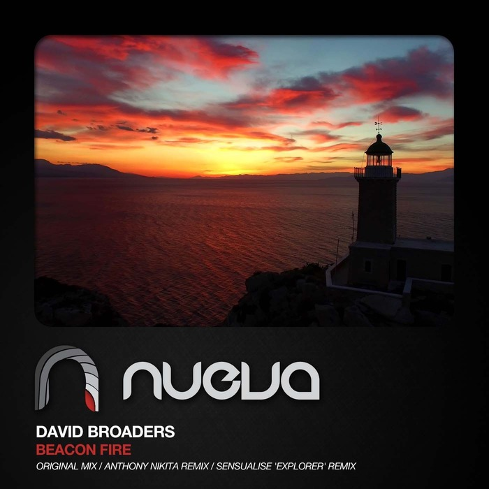 DAVID BROADERS - Beacon Fire