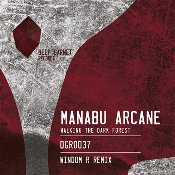 MANABU ARCANE - Walking The Dark Forest