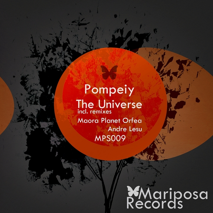 POMPEIY - The Universe