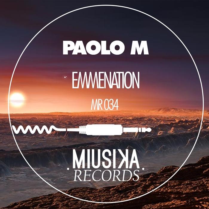 PAOLO M - Emmenation