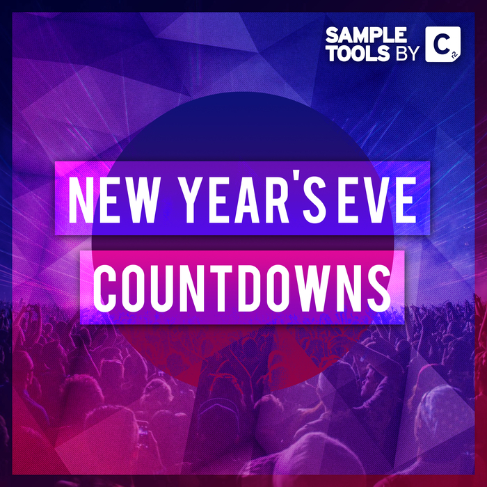 CR2 RECORDS - New Years Eve Countdowns (Sample Pack WAV)