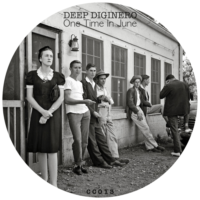 DEEPDIGINERO - One Time In June EP