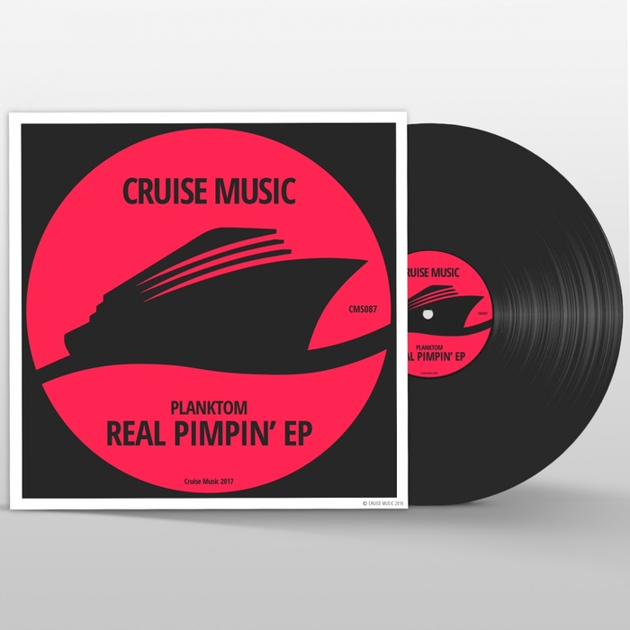 PLANKTOM - Real Pimpin' EP